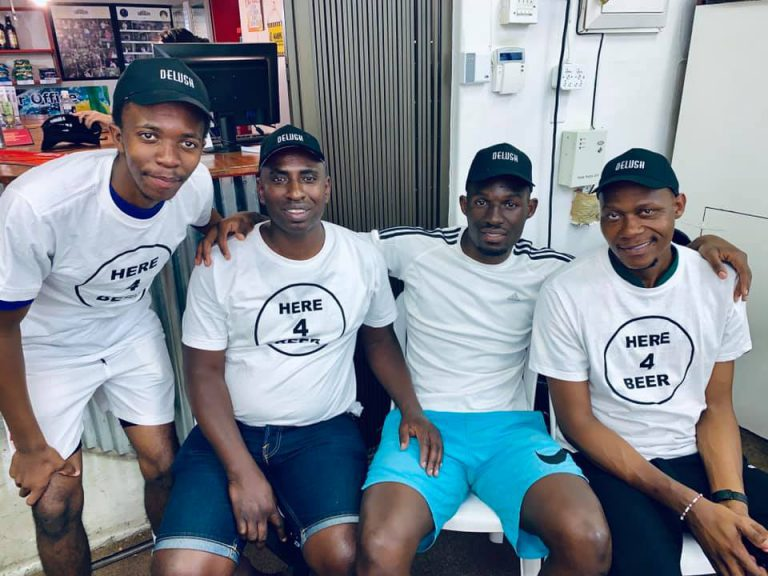 TUT Squash players pretoria