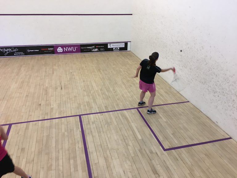Cornelie Read by Milieland squash toernooi